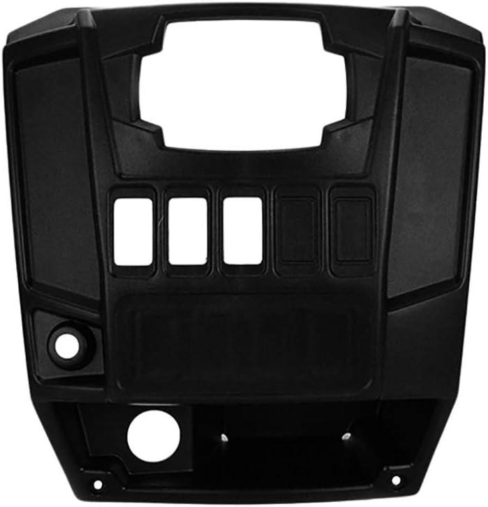 Polaris Ranger In-Dash Stereo Panel with Stereo P//N 13513-MIL-BT-Black
