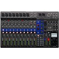 Zoom LiveTrak L-12 12-Channel Digital Mixer & Multitrack Recorder