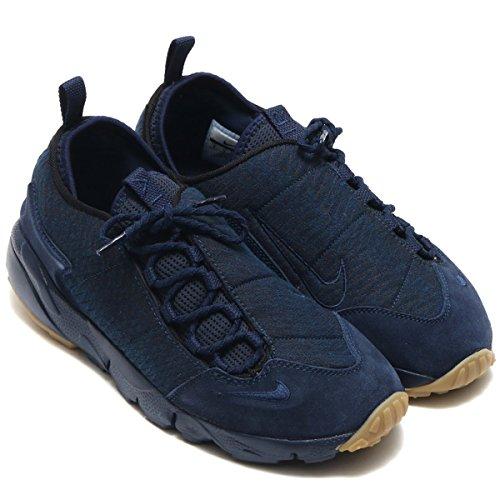日本国内正規品 NIKE ナイキ エア フットスケープ [AIR FOOTSCAPE NM PRM JCRD] インディゴ/オブシディアン/ガムダークブラウン 918357-400