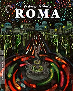 Federico Fellini's Roma (The Criterion Collection) [Blu-ray]