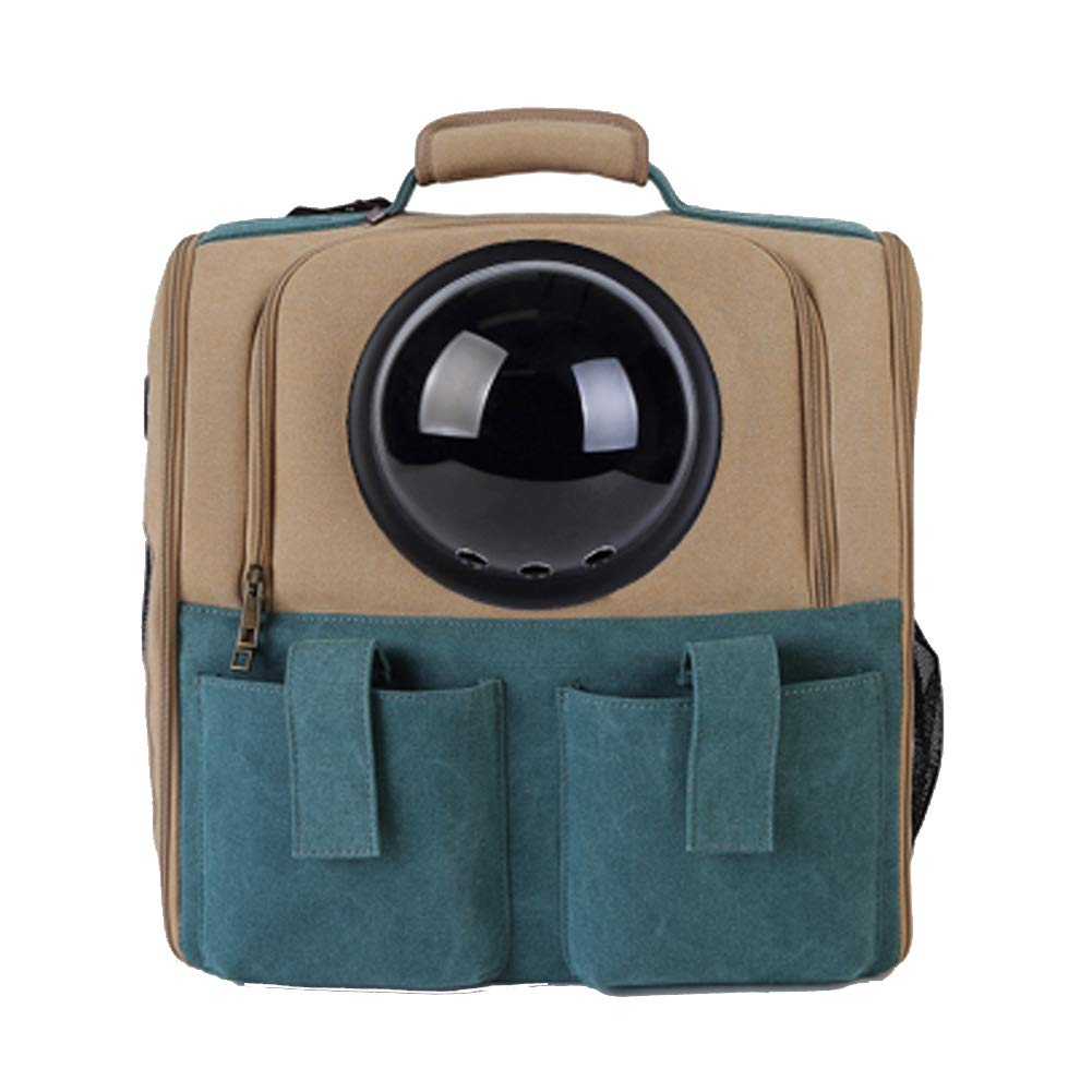 Alien Storehouse Outdoor Dog Carrier Pet Carriers Pet Bag Backpack Cat Bag Travel,Easily Carries Pet BagX