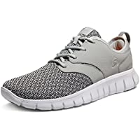 Tesla Men's Knit Pattern Sports Running Shoes L570/X573/X574 (True to Size)