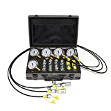 XZT 60P Digital Hydraulic Pressure Test Coupling Kit for Excavator Construction Machinery
