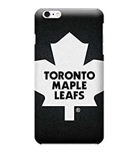 JIDANBING Phone Protective Covers,NHL-Toronto Maple Leafs Skin Slim Case Covers Compatible For iphone 6 plus(5.5)