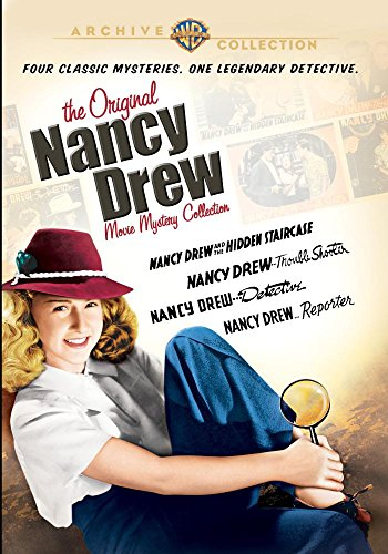 (The Original Nancy Drew Movie Mystery Collection)