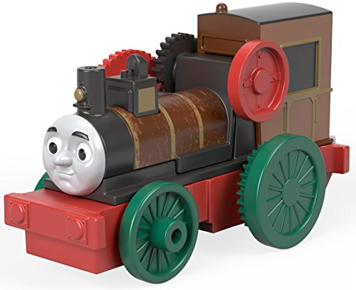 Thomas & Friends Fisher-Price Adventures, Theo The Experimental Engine (List Of All Thomas Take N Play Trains)