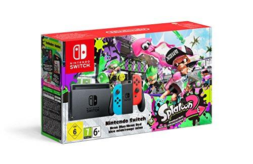 Nintendo Switch Console   Splatoon 2