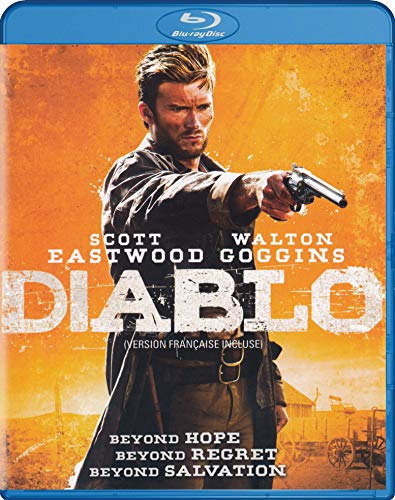 Diablo (Blu-ray) -  Rated PG-13, Lawrence Roeck, Scott Eastwood