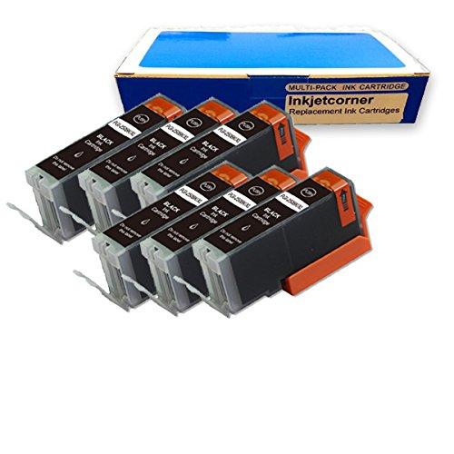 Inkjetcorner Compatible Cartridge Replacement pgi 250pgbk product image