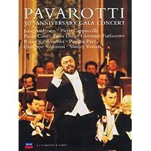 30th Anniversary Gala Concert / Pavarotti, Verrett, Sabbatini, Anderson, Cappuccilli, Kabaivanska, Furlanetto, Teatro Valli in Reggio Emilia Opera (1992)