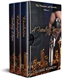 """A Family Chosen (Volume 5) The Protectors and Barrettis"" av Sloane Kennedy"