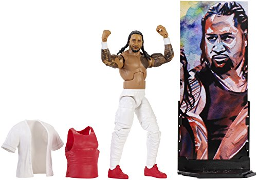 WWE Elite Collection Series # 54 Jimmy USO Action Figure (Wwe The Usos Action Figures)