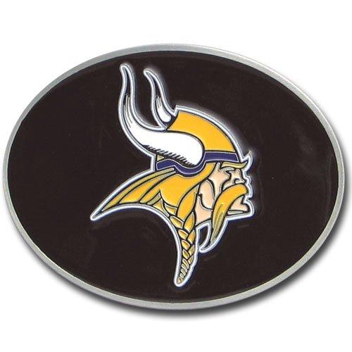 NFL Minnesota Vikings Logo Buckle - Minnesota Vikings Belt Buckle