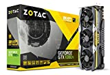 ZOTAC ZT-P10810F-10P GeForce GTX 1080 Ti AMP Extreme Core Edition 11GB GDDR5 X 352-bit Gaming Graphics Card VR Ready