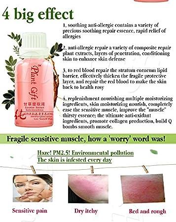 Plant Gift -Regaliz Extraer-Ayuda a iluminar la piel en ...