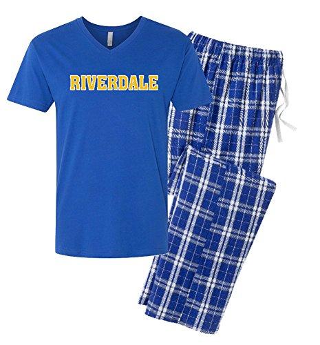 The Creating Studio Adult Unisex Riverdale Pajama Set