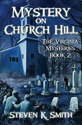 Mystery on Church Hill (The Virginia Mysteries)