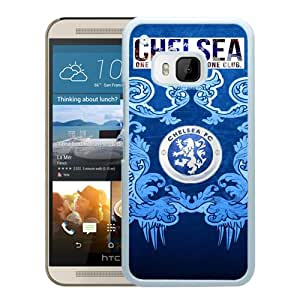 Chelsea 3 White HTC ONE M9 Screen Phone Case Newest and Genuine Design