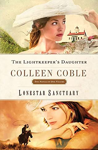 book cover of The Lightkeeper\'s Daughter / Lonestar Sanctuary