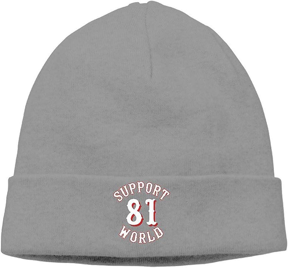 Dureal Unisex Adjustable Support 81 World Trucker Cap Youth Mesh Hat