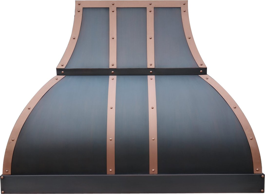Range Hood with Vent 660CFM Copper Best H1 302130S Copper Vent Hood Oil Rubbed Bronze Finish 30 inch Wall by Sinda