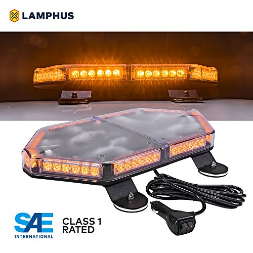 "LAMPHUS NanoFlare NFMB56 17"" 56W LED Mini Light Bar     Emer"