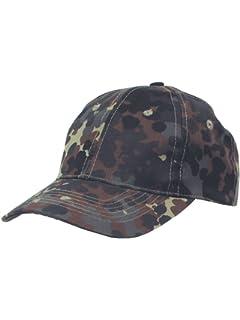 KAS Niños gorra de camuflaje del ejército - militar para niños ... c1bac2e39b6