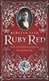 """Ruby Red"" av Kerstin Gier"