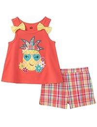 Kids Sead, Juego de 2 Pantalones Cortos para niñas