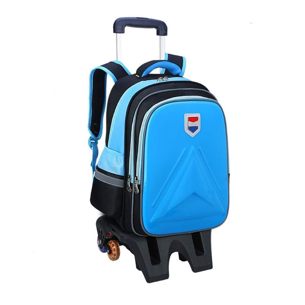 894107417284 A Capacity Trolley Bag Boy Girl Primary School (612 Years Old ...