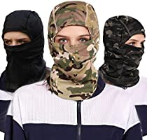 Sun UPF Neck Gaiter Magic Face Cover Dust Wind Bandana Balaclava for Fishing Hiking