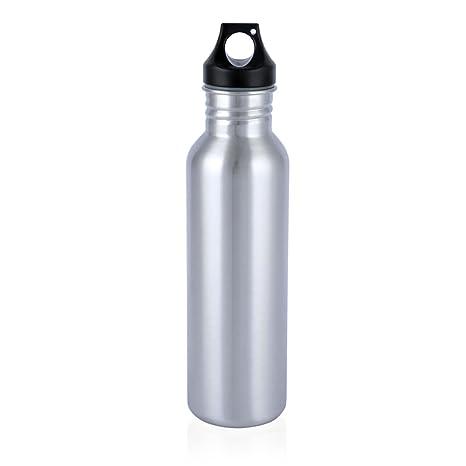 Amazon.com: Neiko 71010 botella de agua deportiva con boca ...