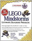 10 Cool LEGO Mindstorms Ultimate Builder