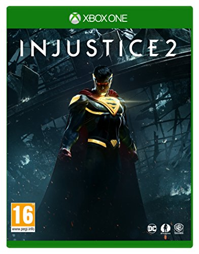 Injustice 2 /xbox One (Superman Xbox One Game)