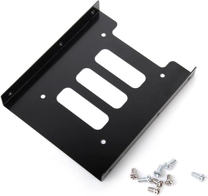 Hilai Soporte adaptador de disco duro de 2,5 pulgadas SSD HDD a 3 ...