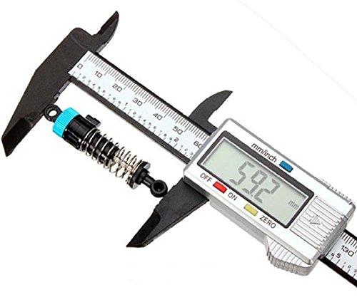 Homespun Digital LCD 150 mm Vernier Caliper Electronic Micrometer Ruler Tool 6 Inch Layout Design
