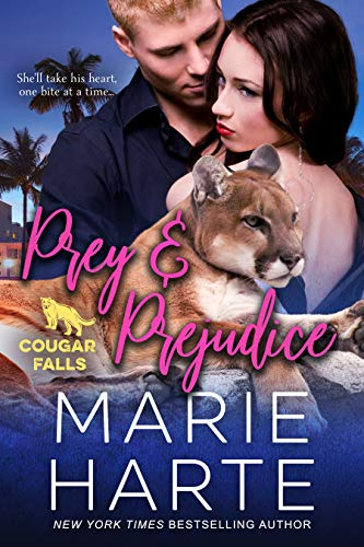 Prey & Prejudice (Cougar Falls Book 8)