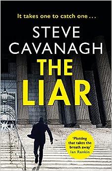 Book The Liar: Eddie Flynn Book 3