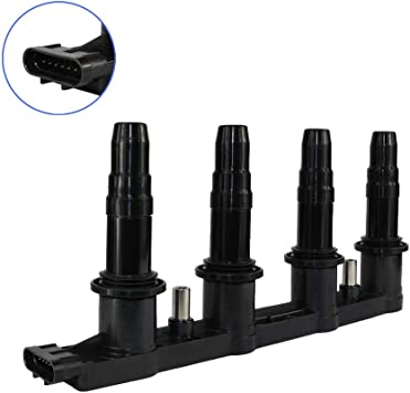 Ignition Coils Fit 55570160 96476979 for Holden Cruze JG JH Barina Opel Astra Corsa 1.8L F18D4 2009 2010 2011 2012 2013 2014 2015 2016 2017 ZBN