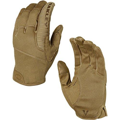 Oakley Mens Factory Lite Tactical Glove, Coyote, Large (Mens Mitt Lite)