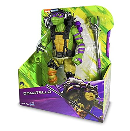 Tortugas Ninja - Movie 2 Donatello, 28 cm (Giochi Preziosi ...