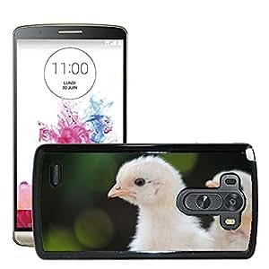 Super Stella Slim PC Hard Case Cover Skin Armor Shell Protection // M00147082 Chicks Chick Egg Hatching Bird // LG G3 VS985