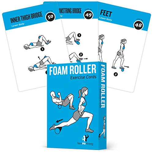 Foam Roller Exercise Cards Set product image