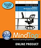 MindTap Business Statistics for Anderson/Sweeney/Williams' Modern Business Statistics with Microsoft Excel, 5th Edition