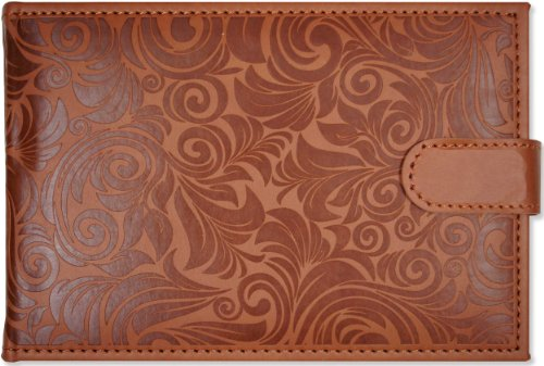 Western Album - Nutmeg Photo Album (olds 48 4'' x 6'' photos, Brag Book)