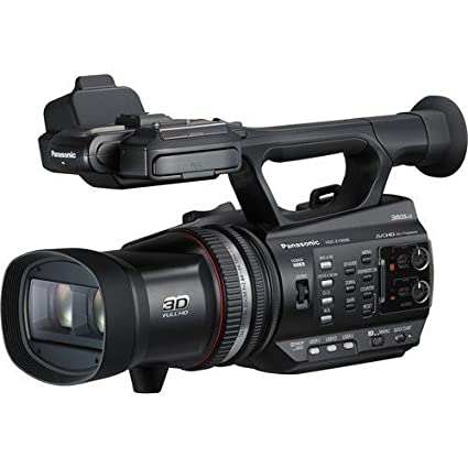 amazon com panasonic hdc z10000 twin lens 2d 3d camcorder rh amazon com Instruction Manual Book User Manual PDF