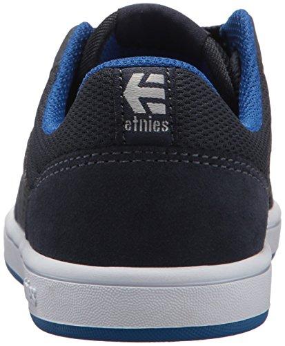 etnies EtniesKids Marana - Zapatillas de Skateboard Unisex Niños Gris (092-grey/royal)