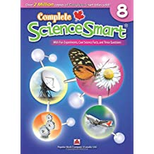Complete ScienceSmart 8: Canadian Curriculum Science Workbook for Grade 8