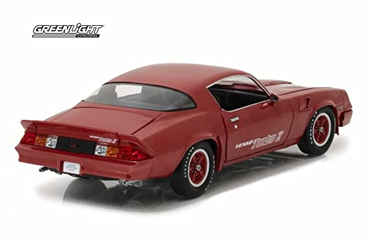 Amazon.com: Chevy 1981 Camaro Yenko Z28 Turbo Z, Red - Greenlight 12999 - 1/18 Scale Diecast Model Toy Car: Toys & Games