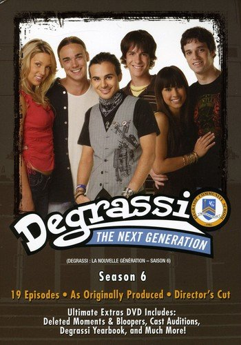 Degrassi: The Next Generation: Season 6